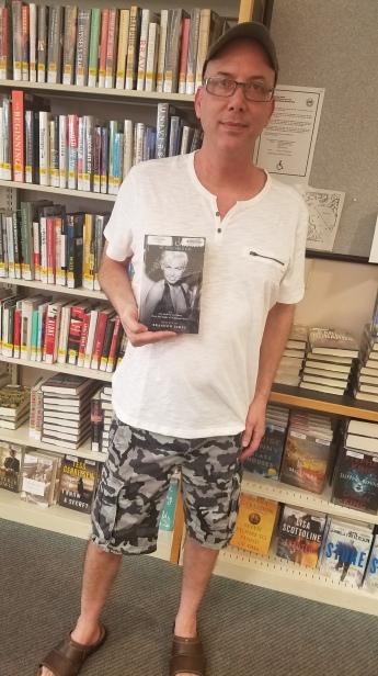 Aliso Viejo Library photo with Brandon James