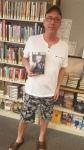 Aliso Viejo Library photo with BrandonJames